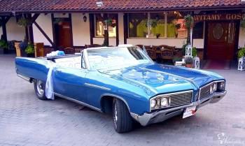 Wynajem auto samochód do ślubu Buick Electra 225 kabriolet 6 miejsc, Samochód, auto do ślubu, limuzyna Górowo Iławeckie