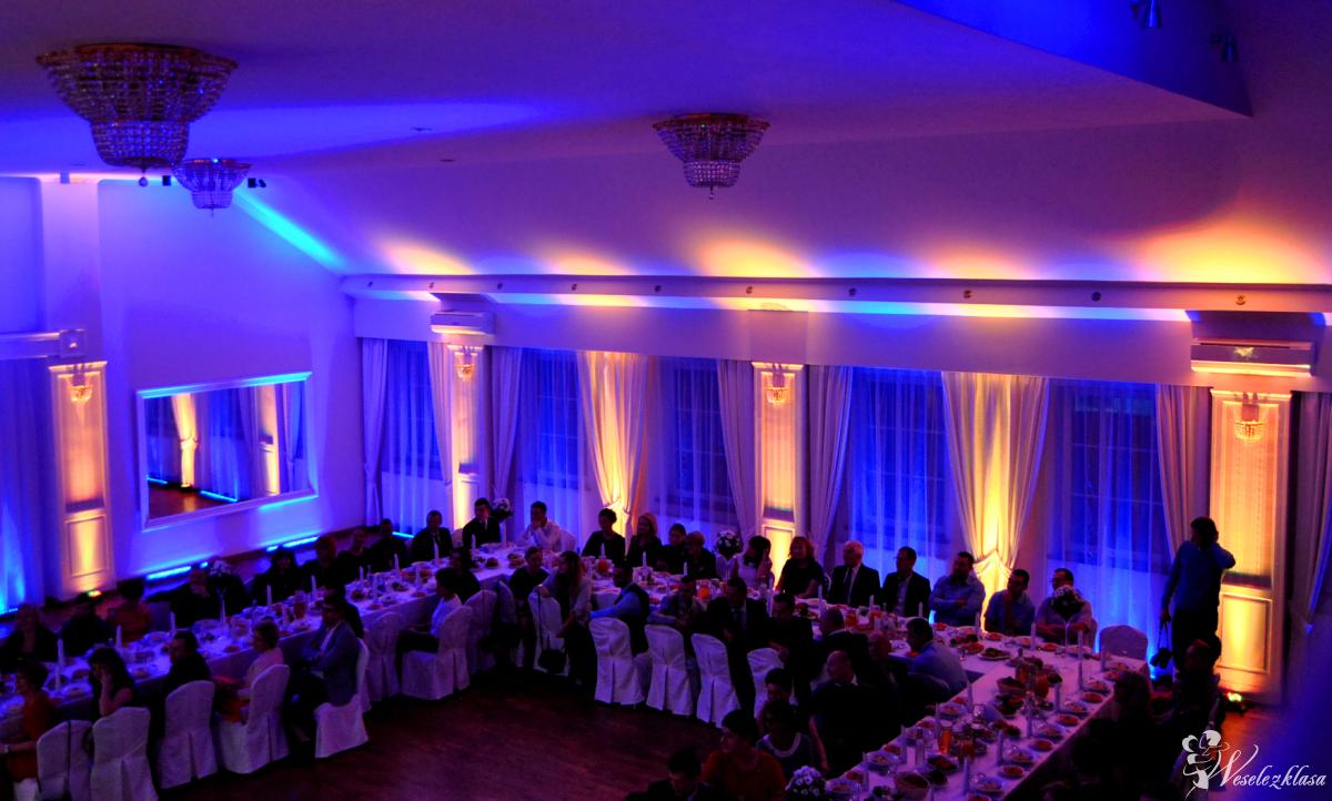 Dekoracja światłem LED  ! Ciężki dym !, Starachowice - zdjęcie 1