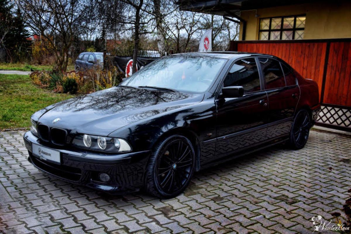 BMW do ślubu 540i 4.4 V8   WYDECH AKRAPOVIC    BMW 5 E39, Kalisz - zdjęcie 1