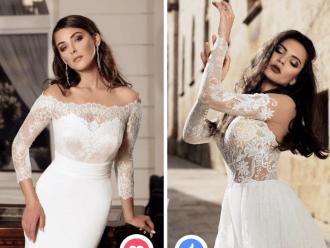 Modne i wyjątkowe suknie i sukienki ślubne EVITA,  Kraków