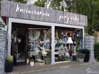 Kwiaciarnia Pory Roku ANNA STARNAWSKA, Dekoracje ślubne Wyśmierzyce