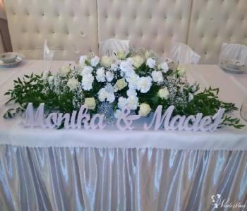 TotoDeko - Dekoracje ślubne, weselne i okolicznościowe, Dekoracje ślubne Grajewo