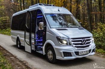 Viibus - Kompleksowa organizacja i obsługa transportowa wesel, Wynajem busów Proszowice