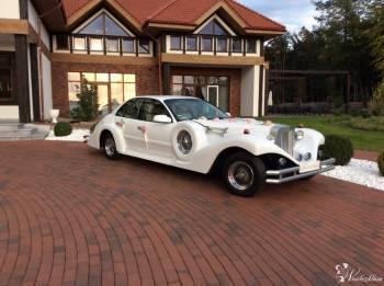 Auto do ślubu i na inne uroczystości, Samochód, auto do ślubu, limuzyna Wałcz