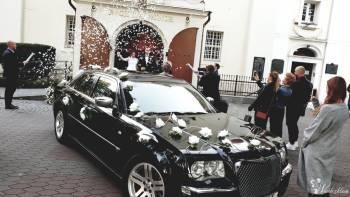 * CHRYSLER 300C * Amerykańska Limuzyna Do Ślubu V.I.P., Samochód, auto do ślubu, limuzyna Sępólno Krajeńskie