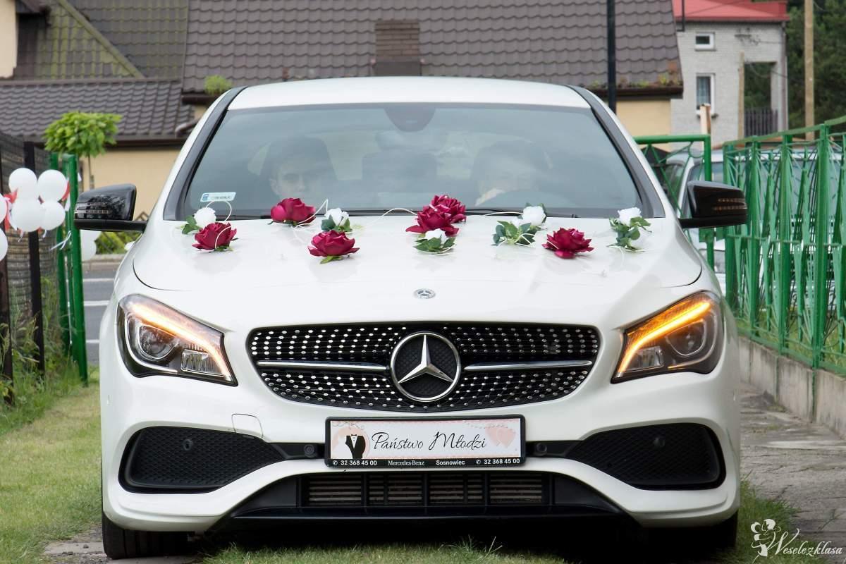 Auta do ślubu Mercedes CLA C klasa, BMW serii 5 G30 F10  już od 450 zł, Katowice - zdjęcie 1