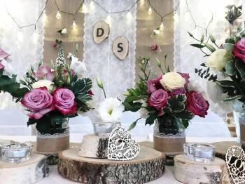 Love days - dekoracje ślubne, Dekoracje ślubne Wiązów