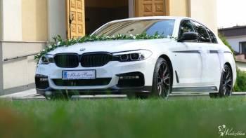 BMW G-30 M-Performace, BMW F-32 M-Performace do ślubu i nie tylko., Samochód, auto do ślubu, limuzyna Sułkowice