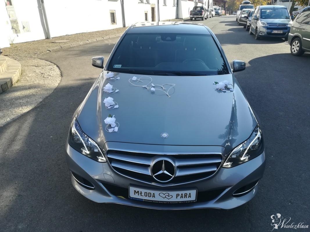 Wynajmę pięknego Mercedesa W212 do ślubu !!!, Dobra - zdjęcie 1