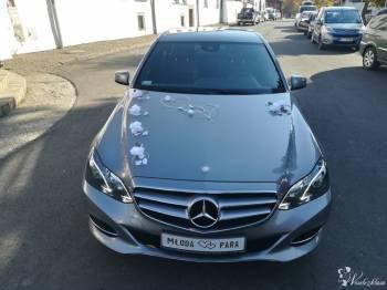 Wynajmę pięknego Mercedesa W212 do ślubu !!!, Samochód, auto do ślubu, limuzyna Dobra