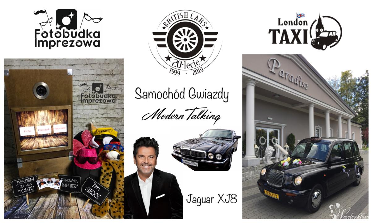 Fotobudka Imprezowa & London Taxi Auto do Ślubu, Knurów - zdjęcie 1