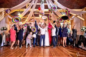 SHOW PARTY - DJ NA WESELE - DEKORACJA ŚWIATŁEM, DJ na wesele Krajenka