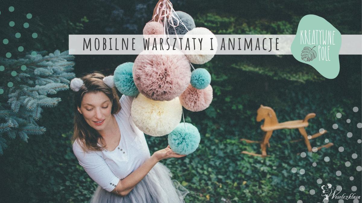 Mobilne Warsztaty okolicznościowe/ Animacje dla dzieci, Poznań - zdjęcie 1