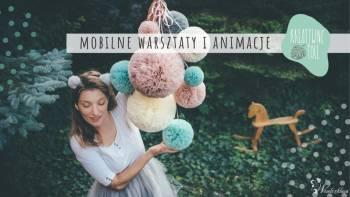 Mobilne Warsztaty okolicznościowe/ Animacje dla dzieci, Animatorzy dla dzieci Wronki