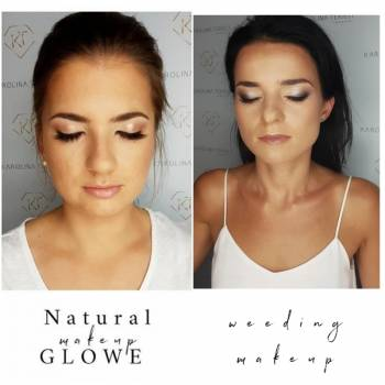 Karolina Tekieli Makeup Artist | PROFESJONALNE SELEKTYWNE KOSMETYKI, Makijaż ślubny, uroda Gorlice