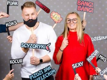 Fotobudka Świętokrzyskie, Fotobudka, videobudka na wesele Stąporków