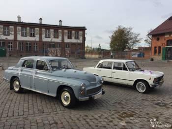 Czar PRL'u auto na Twój ślub!, Samochód, auto do ślubu, limuzyna Wolin