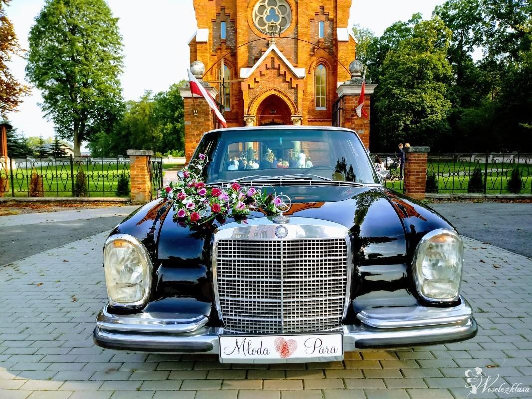 Auto do ślubu! Zabytkowy Mercedes w108 250s S-klasa 1966 rok!, Końskie - zdjęcie 1