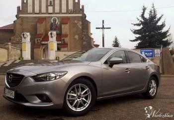 Luksusowa Mazda 6 2013, Samochód, auto do ślubu, limuzyna Szadek