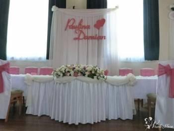 Niezapomniane dekoracje ślubne, Dekoracje ślubne Ujście