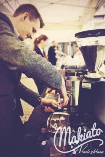 Bar kawowy na weselu - Vice Mistrz Świata, Barista na wesele Nowy Wiśnicz