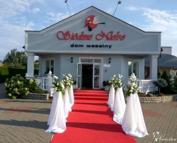 SIÓDME NIEBO Dom Weselny, Sale weselne Wyszogród