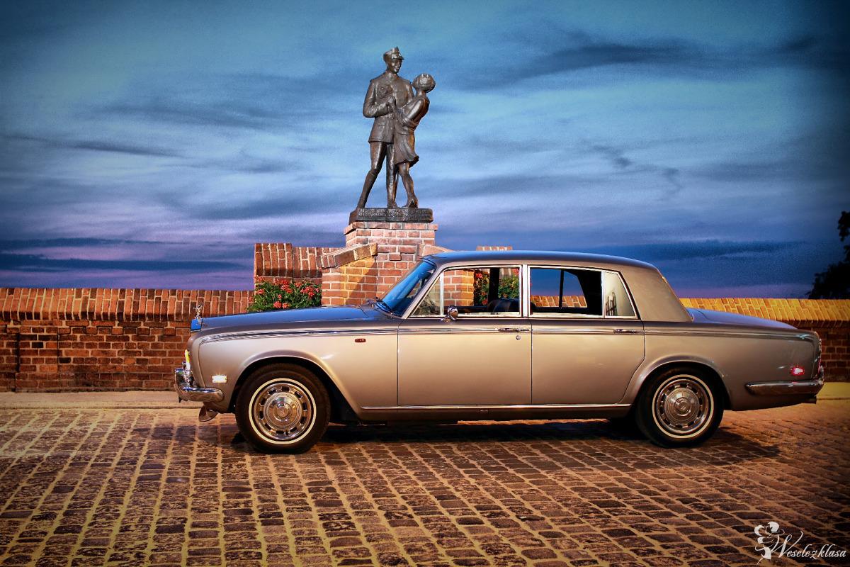Zabytkowa limuzyna Rolls Royce auto na ślub, Grudziądz - zdjęcie 1