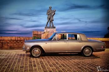Zabytkowa limuzyna Rolls Royce auto na ślub, Samochód, auto do ślubu, limuzyna Chełmno