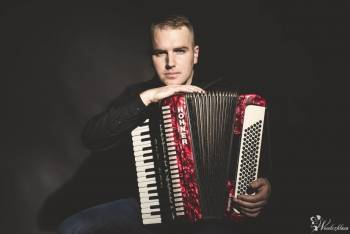 Akordeonista na wesele / poprawiny - zabawa za stołami, marsze, Oprawa muzyczna ślubu Wyszków