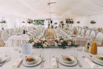 Biały Namiot, Sale weselne Sasino