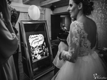 Selfie mirror, foto lustro, fotobudka, Fotolustro, instax od 100 zł, Fotobudka, videobudka na wesele Ujazd