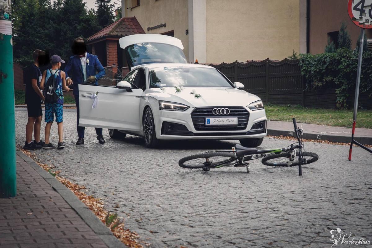 Audi A5 wynajem wesele, Katowice - zdjęcie 1