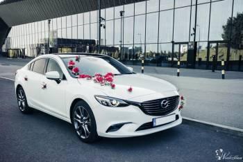 Mazda 6 auto do ślubu, Samochód, auto do ślubu, limuzyna Katowice