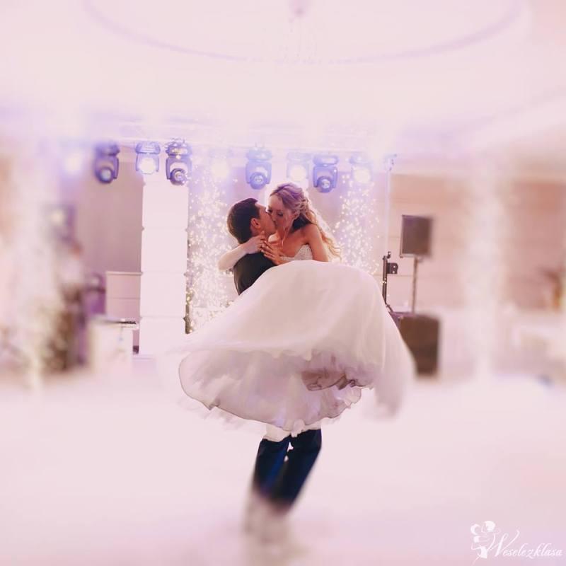 Taniec w chmurach ciężki dym Beauty Wedding, Częstochowa - zdjęcie 1