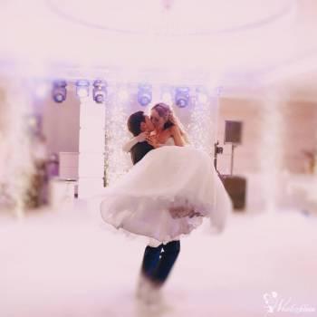 Taniec w chmurach ciężki dym Beauty Wedding, Ciężki dym Rybnik