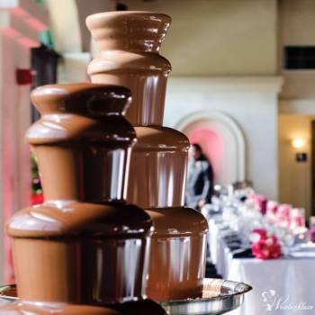 Fontanna czekoladowa prawdziwa belgijska czekolada, Czekoladowa fontanna Bielsko-Biała