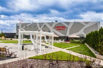 Hotel Porto***, Sale weselne Radomsko
