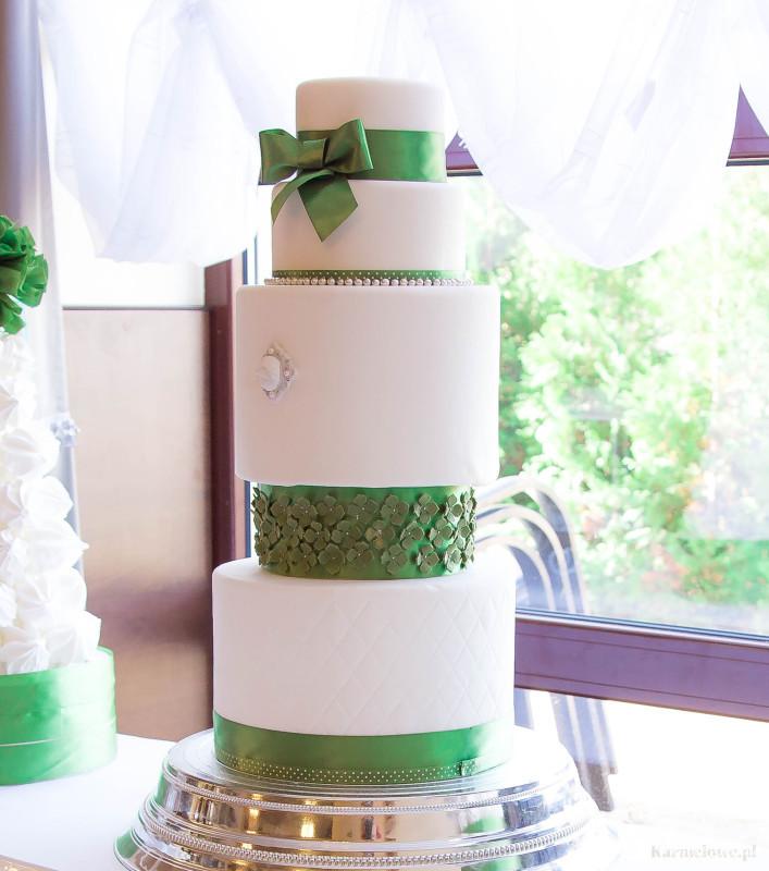 Najpiękniejsze torty weselne - Cukiernia Artystyczna KARMELOWE, Komorniki - zdjęcie 1