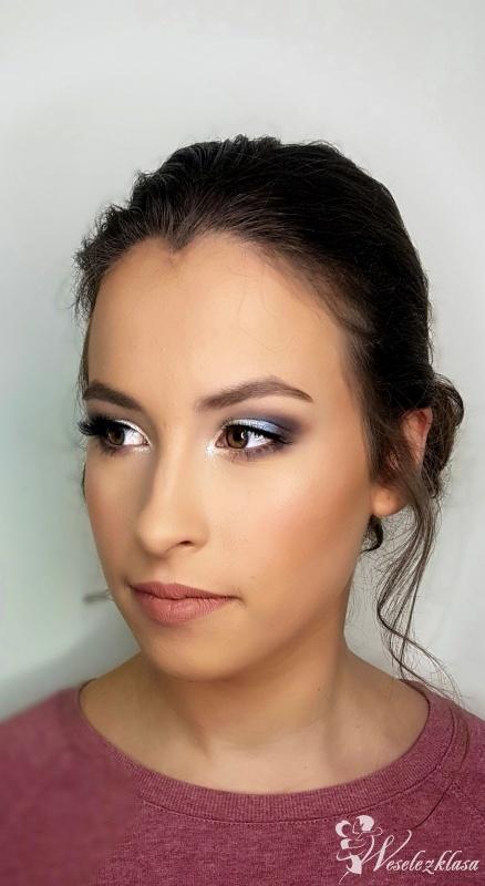 Make up Carpe diem. Makijaż ślubny, weselny, okazjonalny, wieczorowy, Częstochowa - zdjęcie 1