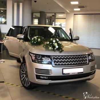 Range Rover VOGUE - Nowoczesny i elegancki samochód do ślubu, Samochód, auto do ślubu, limuzyna Strzyżów
