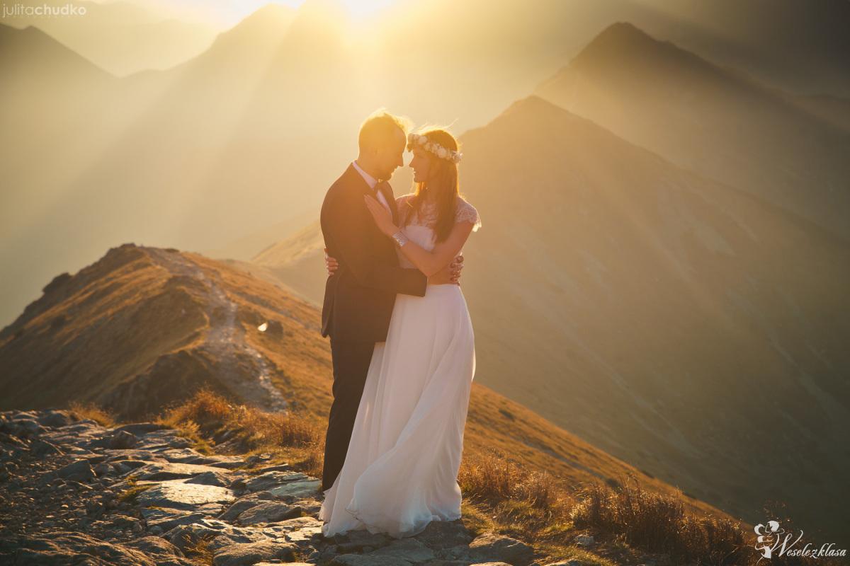 Niezwykła fotografia ślubna! Plener w Tatrach!, Zakopane - zdjęcie 1