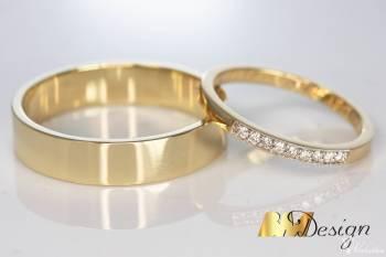 Obrączki ślubne Pracownia Złotnicza BM, Obrączki ślubne, biżuteria Nowa Dęba