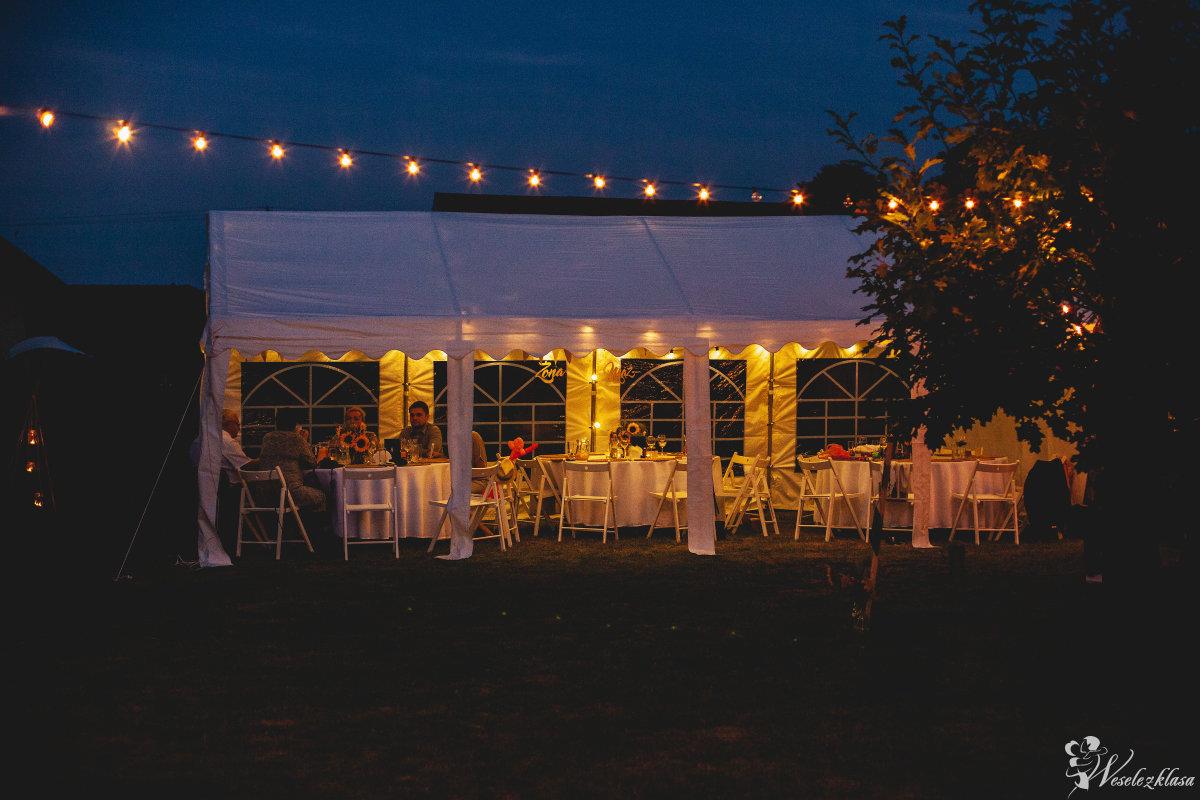 Wypożyczenie wynajem namiotów namiot Ślub, Wesele, Paniówki - zdjęcie 1