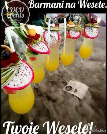 Drink bar/ barman na wesele Coco Events, Barman na wesele Marki