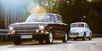 GABLOTY PRLu Warszawa M20 / Wołga Gaz 24 / Polonez Borewicz z kierowcą, Samochód, auto do ślubu, limuzyna Alwernia