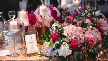 Galeria Kwiatów - FLORYSTYKA I DEKORACJE, Dekoracje ślubne Chodecz