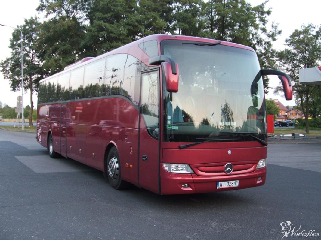 Raf-bus Wynajem Autokarów i Busów, Warszawa - zdjęcie 1