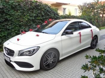 Nowoczesny Mercedes CLA AMG, Samochód, auto do ślubu, limuzyna Gorlice