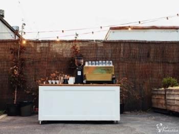 Bar kawowy z baristą, Barista na wesele Poddębice