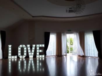 Napis LOVE LED na wesele poprawiny Hit Wesel, Napis Love Wieliczka
